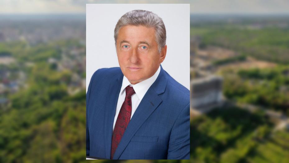 Сенатор Сергей Лукин поздравил воронежских строителей
