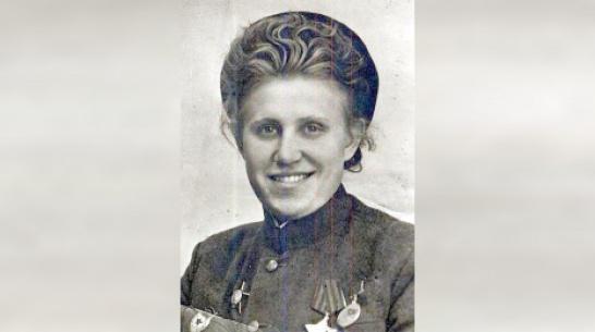 Бобровские поисковики попросили откликнуться родных снайпера Александры Касаткиной