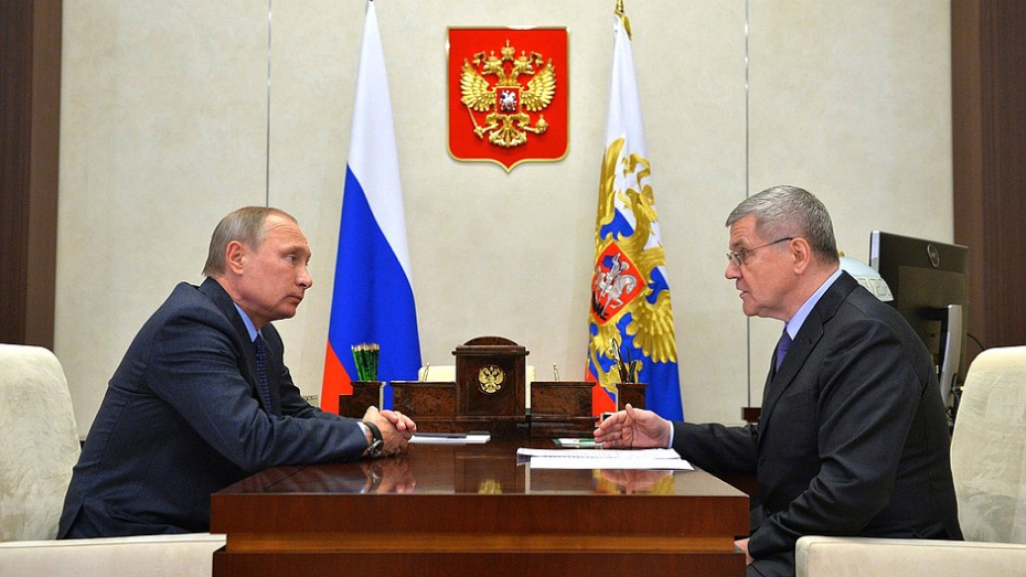Президент освободил Юрия Чайку от поста генпрокурора