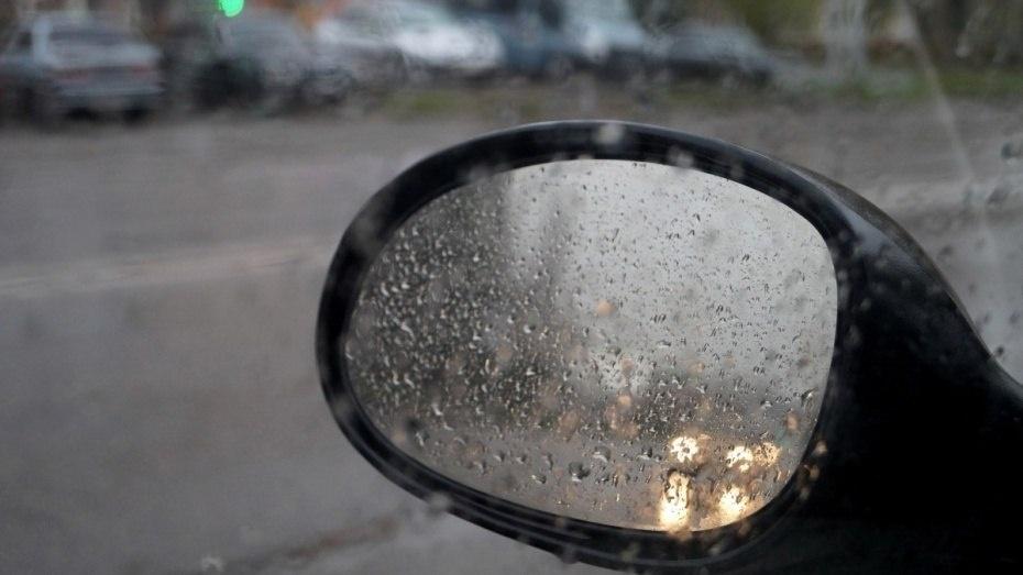 Нетрезвый воронежец разбил ногой зеркала чужих авто