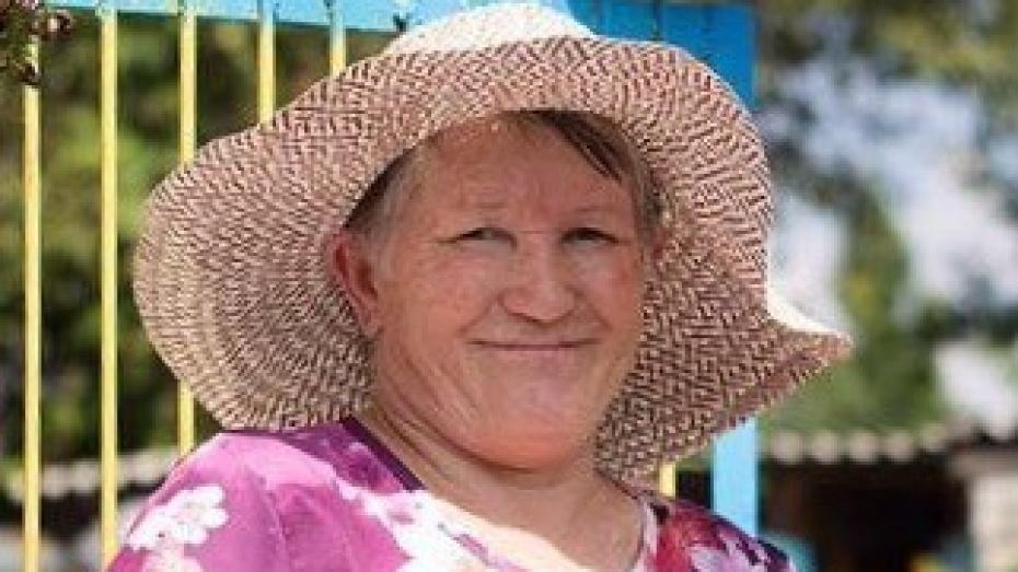 ВВоронежской области пропала 70-летняя женщина