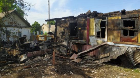 В петропавловском селе Новотроицкое при пожаре погиб 50-летний мужчина