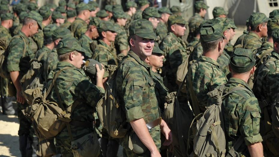 Воронежскую область перевели в режим военного времени