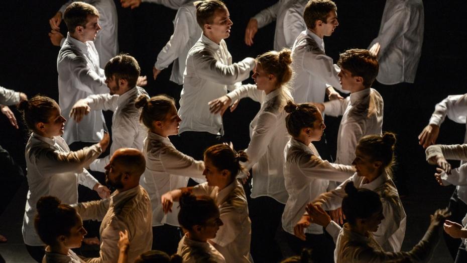 ВВоронежском камерном театре впервый раз поставят танцевальный спектакль