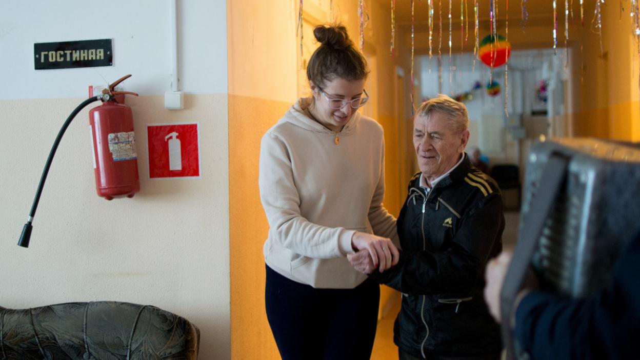 Доме престарелых воронежа как попасть дома престарелых и приюты