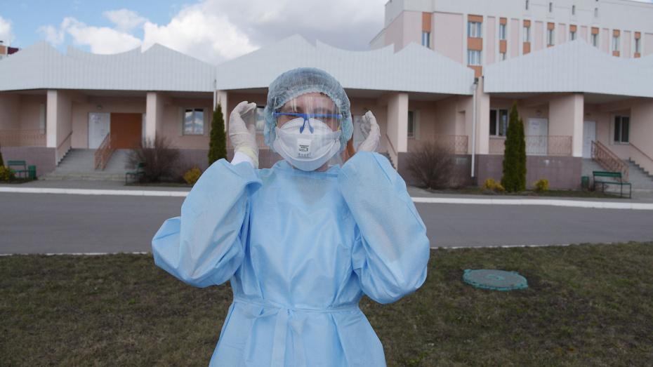 Количество новых выявленных случаев COVID-19 продолжило снижаться в Воронежской области