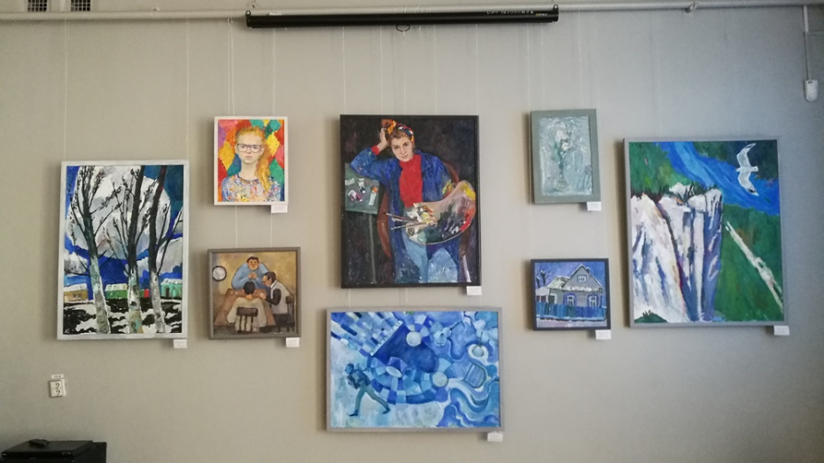 Лискинцы увидят картины студентов Воронежского художественного училища