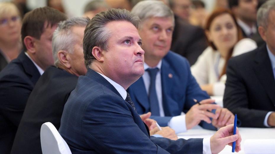 Губернатор простил Воронежу бюджетные кредиты на 1,2 млрд рублей