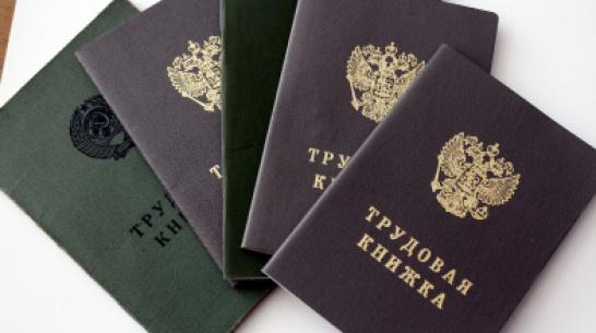 Пенсионный фонд России на 100% оцифровал трудовые книжки