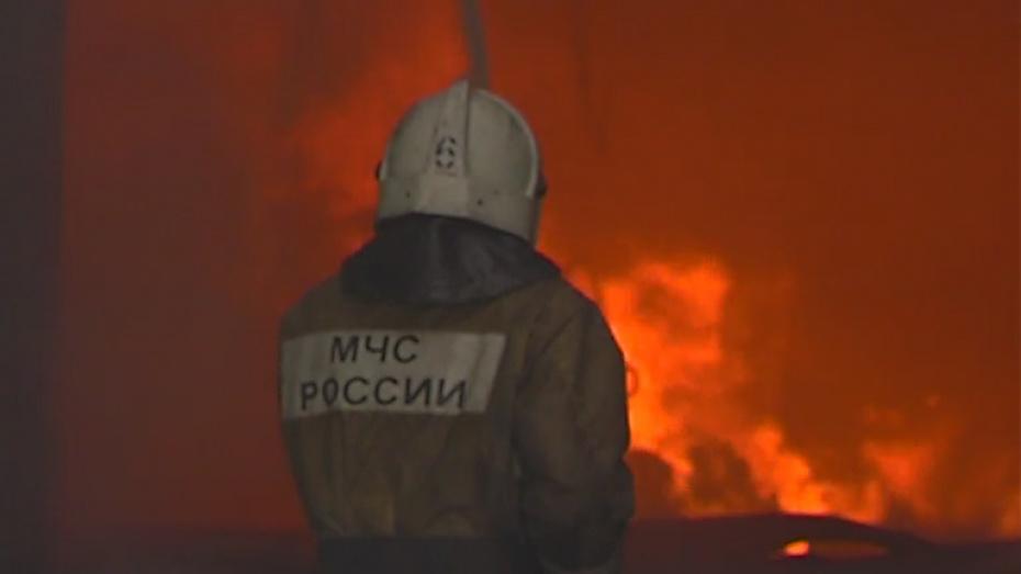 В слободе Подгорное при пожаре в частном доме погиб 68-летний мужчина