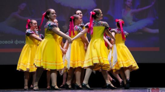 Поворинцы стали лауреатами международного фестиваля хореографического искусства