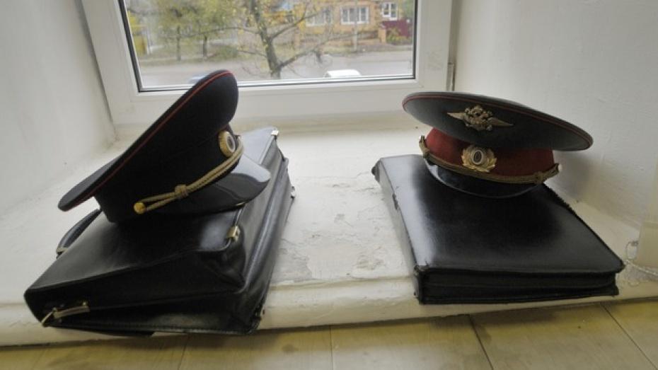 В Воронежской области полицейский ответит в суде за избиение подозреваемого