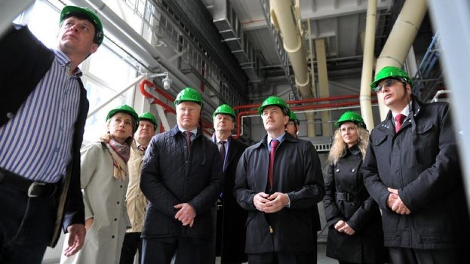 Мировой лидер по производству кормов для животных открыл завод в Лисках