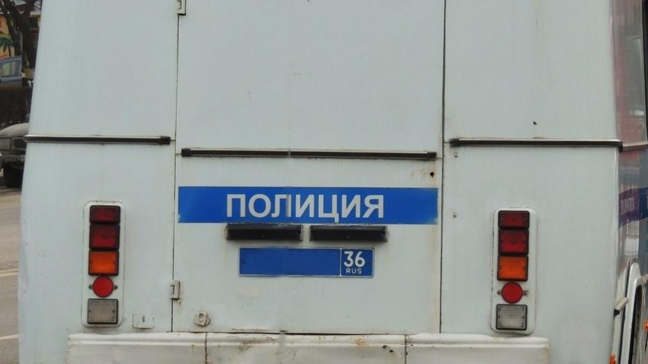 ВВоронежской области продавец выгнала измагазина вооруженного преступника