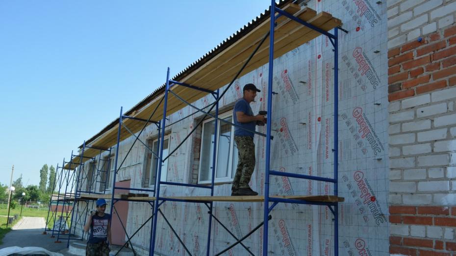 В нижнедевицком поселке Курбатово отремонтируют Дом культуры