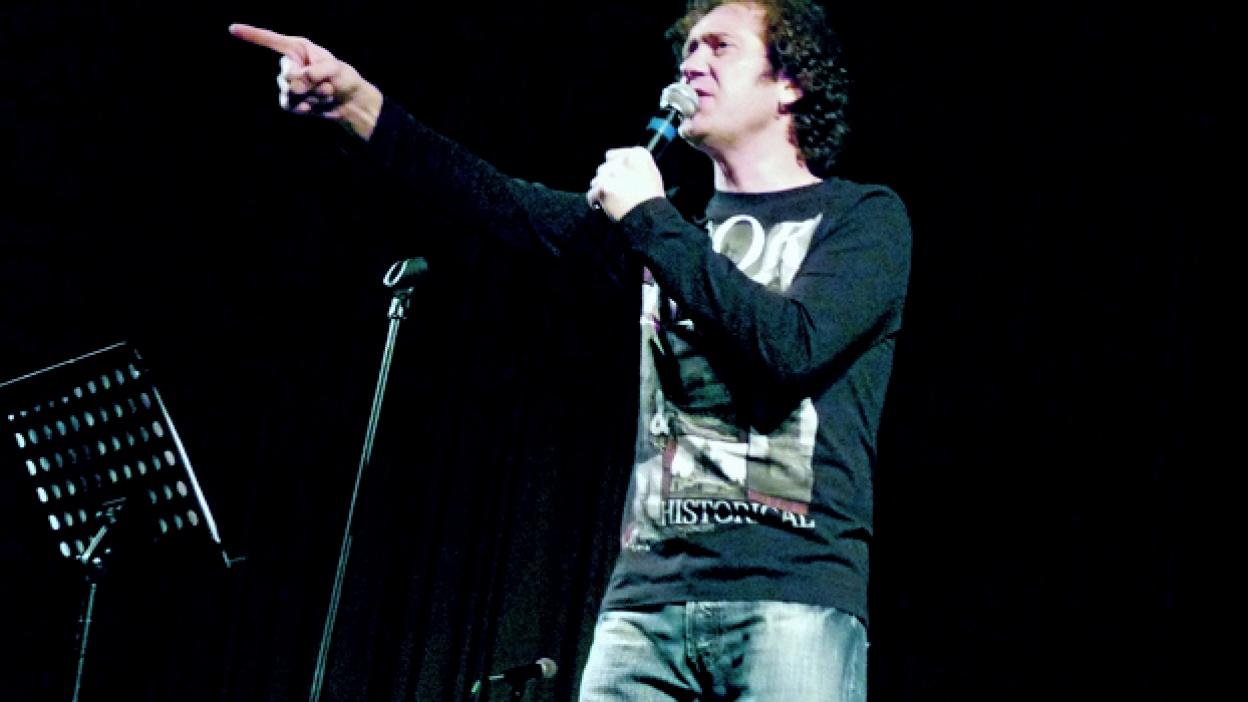 Александр Демидов: «В молодости обожал давать интервью в туалете»