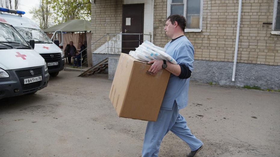 За сутки у 104 человек в Воронежской области диагностировали коронавирус