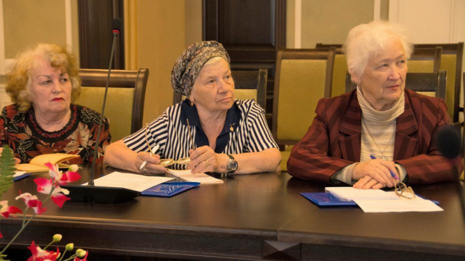 В Воронежском опорном университете пенсионеров научили распознавать мошенников