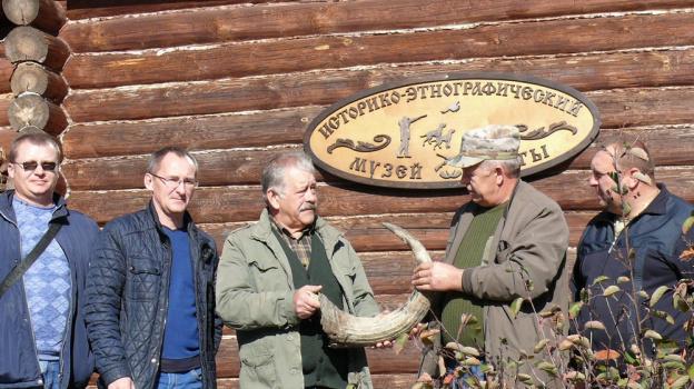 Охотник и рыболов климов