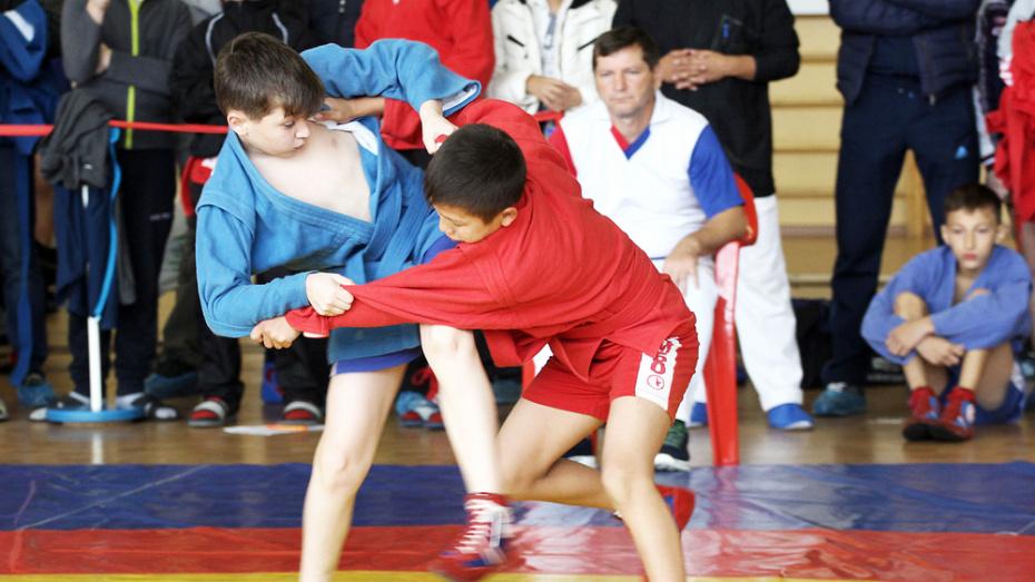 В Таловой Всероссийский турнир по самбо стартует 5 октября