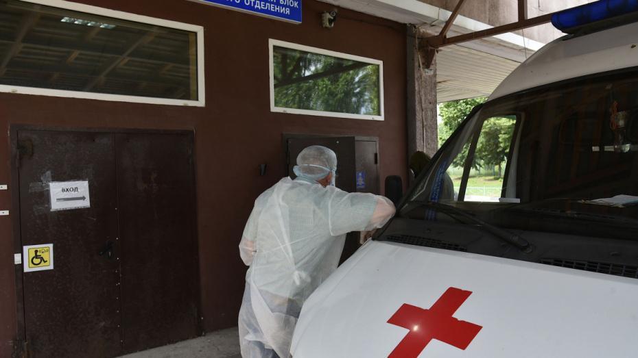 В Воронежской области от COVID-19 умер еще 1 пациент