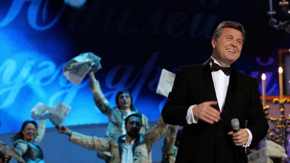 Лев Лещенко споет для воронежцев за 1,65 млн рублей