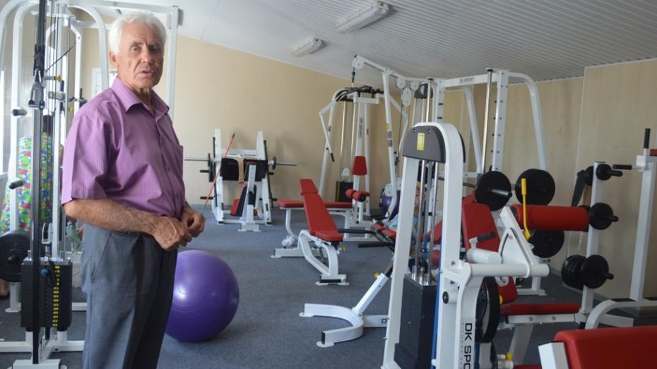 В Новоусманском поселке откроется спортивный городок