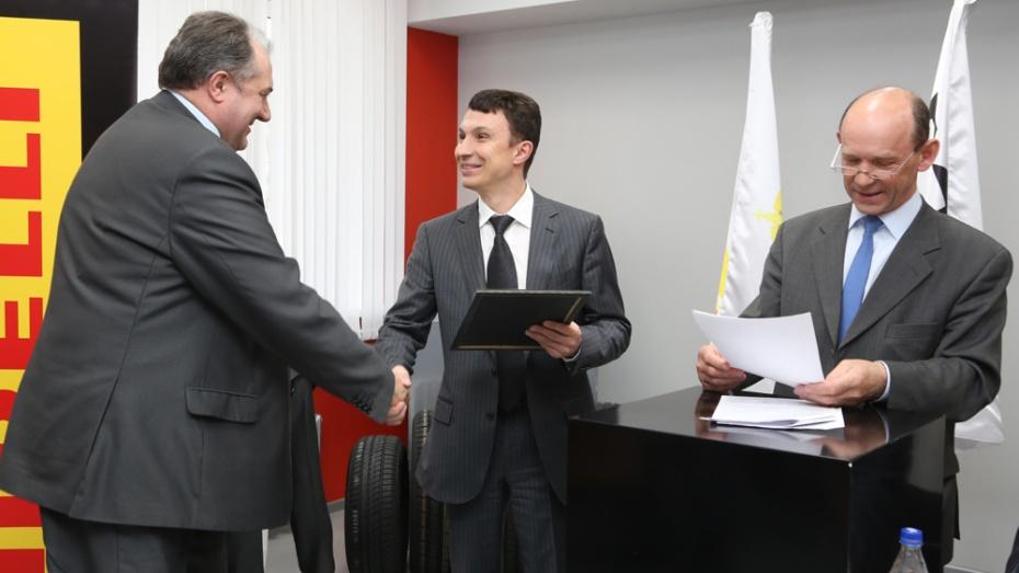 Воронежским заводам предложили шефство над городскими достопримечательностями
