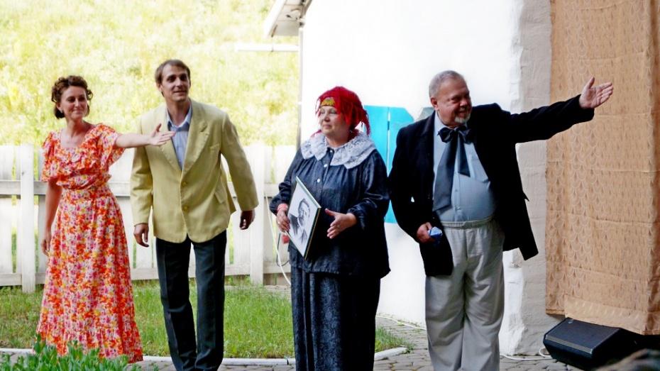Лискинцы завоевали 5 дипломов на фестивале любительских театральных коллективов