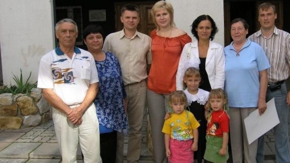 Миллионным жителем Воронежа стал мальчик