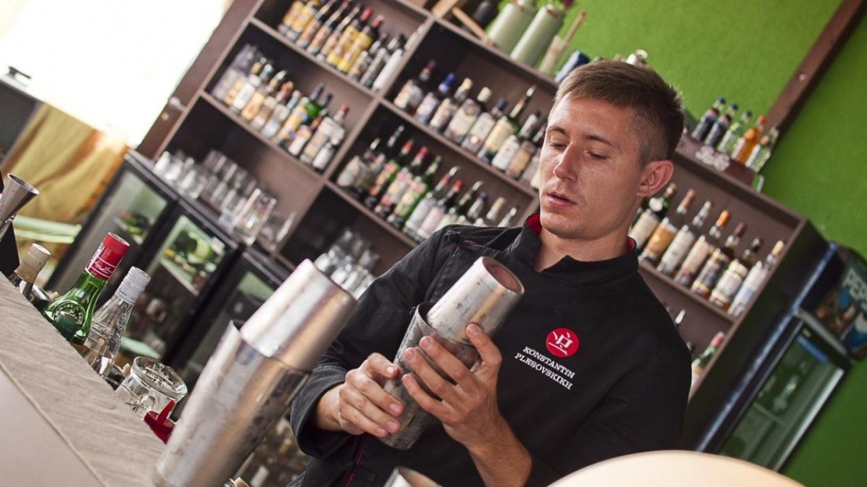 Один из лучших барменов России предложил воронежцам топ-5 коктейлей