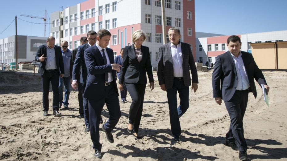 В Воронежской области исполнение нацпроектов оценят федералы