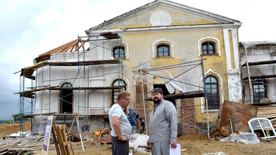 В Калаче на восстановление старинного храма потратят 40 млн рублей