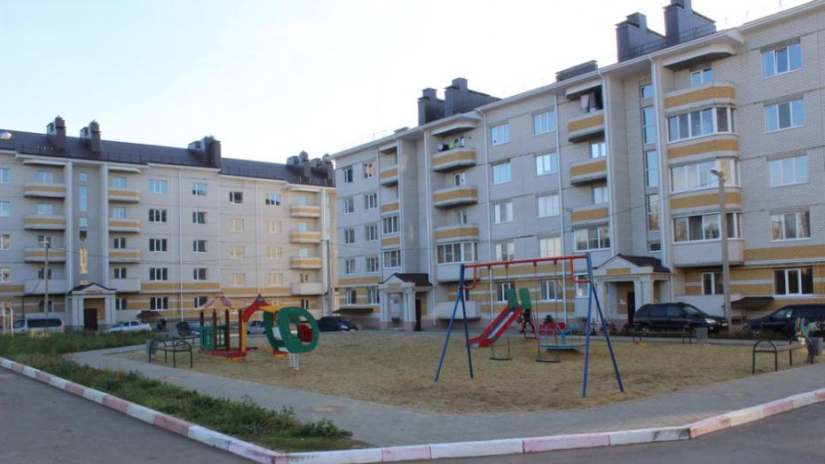 В Хохольском районе 9 семей улучшат жилищные условия