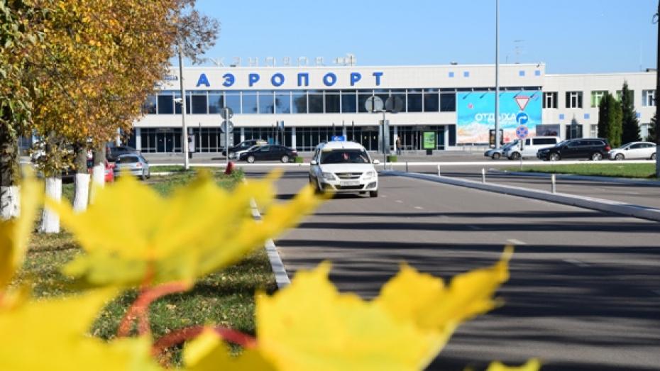Воронежский аэропорт присоединился к проекту «Великие имена России»