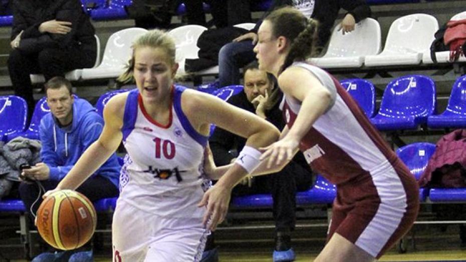 В Воронеже завершился финал первенства России по баскетболу
