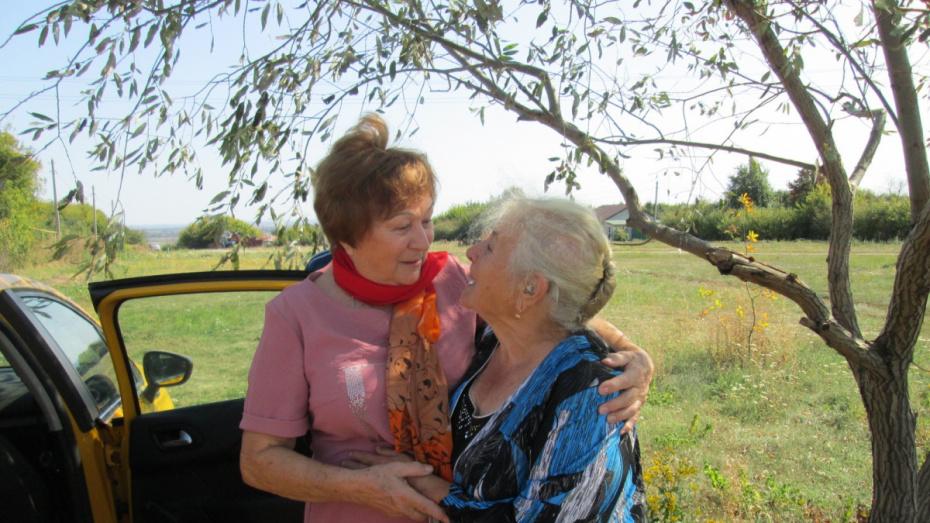 «Думала о ней постоянно». Подруги нашли друг друга через 56 лет благодаря РИА «Воронеж»