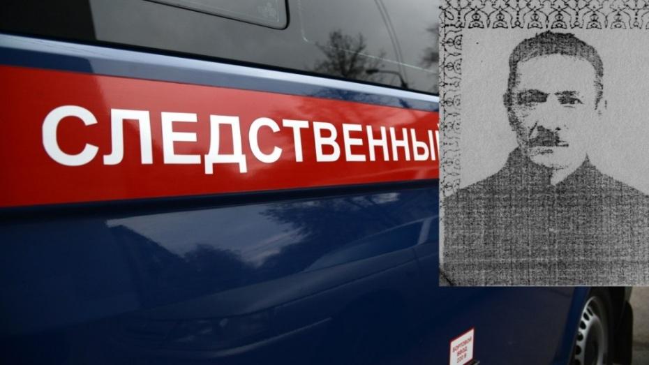 В Воронежской области пропал мужчина с ракетой на предплечье