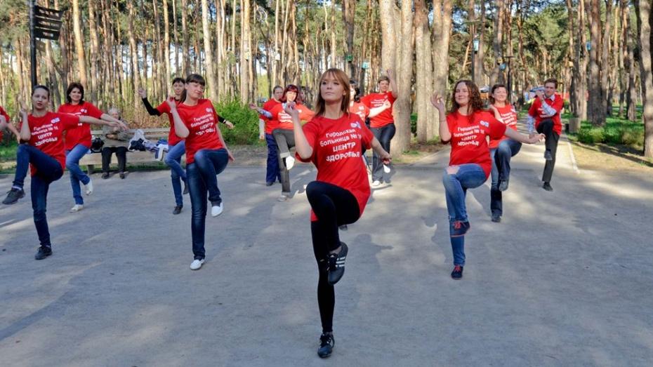 Воронежский губернатор предложил поддержать корпоративный спорт в России