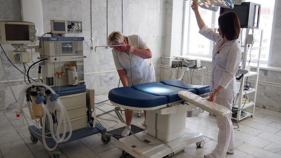 На ремонт районных больниц в Воронежской области в 2020 году направят до 2 млрд рублей