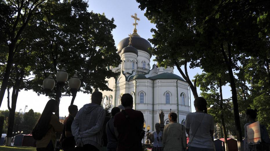 В Воронеже продолжится проект бесплатных пеших экскурсий по центру города