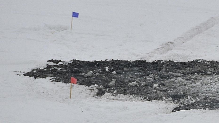 ИзВоронежского водохранилища достали тело пропавшего мужчины