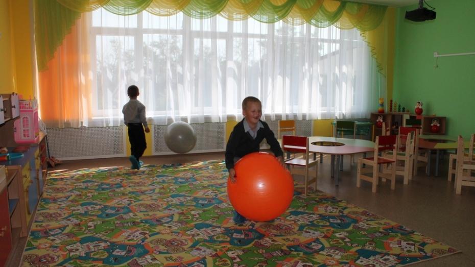 В хохольском селе построят детский сад
