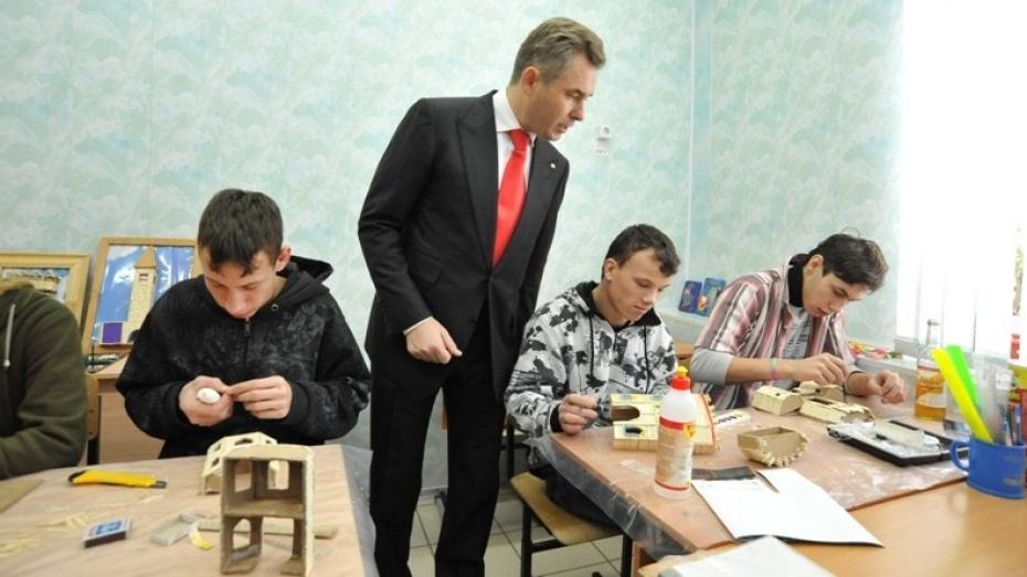 В Воронежской области могут появиться санатории для приемных семей