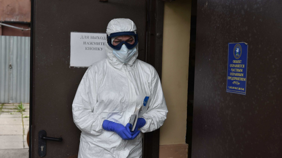 В Воронежской области от коронавируса вылечили еще 40 человек