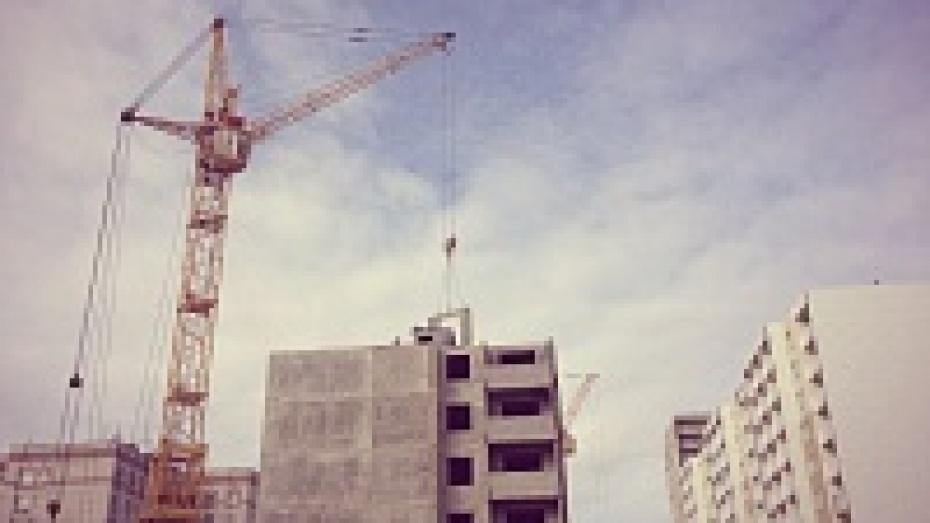 Строители Воронежской области побили рекорд по объемам введенного жилья за 50 лет