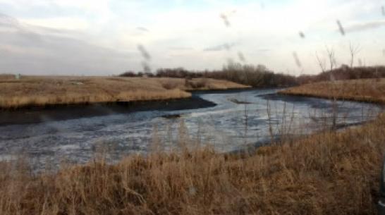 В Воронежской области сельчане остались без пруда