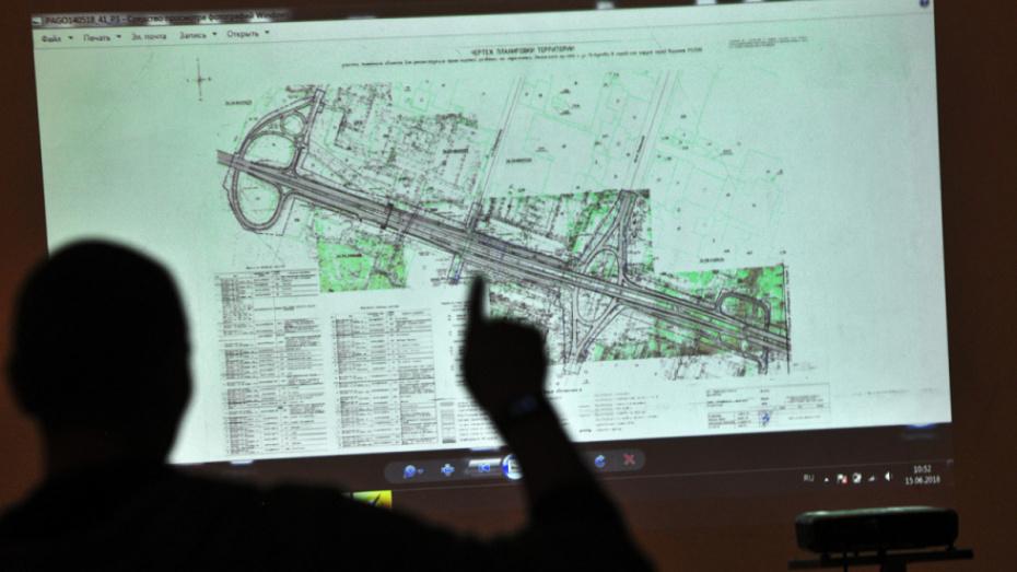 Строительство развязки на Остужева в Воронеже подорожало до 5 млрд рублей