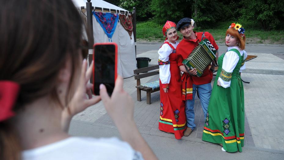 Фестиваль «Многонациональная Россия» пройдет в Москве 4 августа