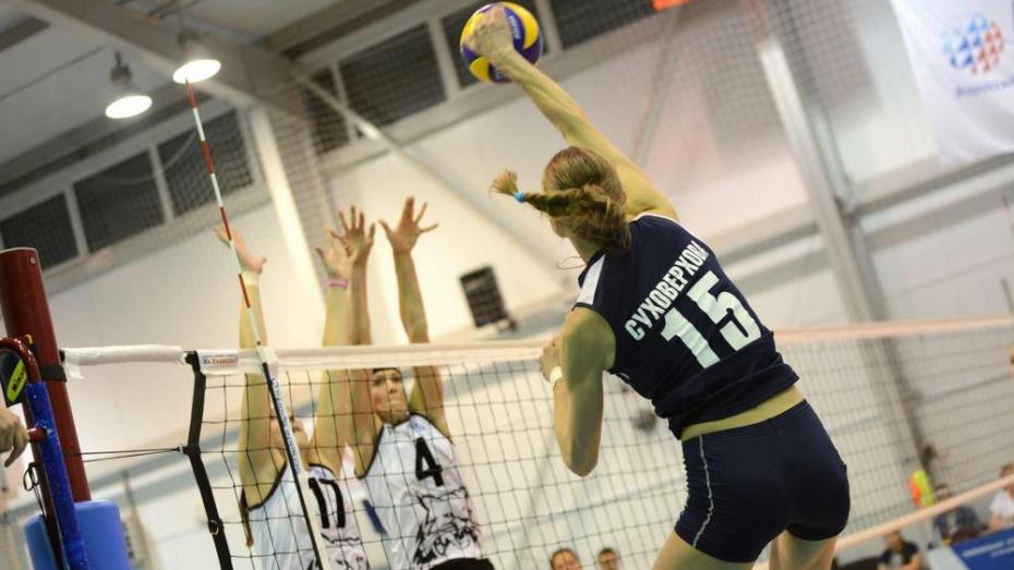 Воронежские волейболистки выиграли студенческий чемпионат Европы